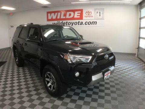 New 2017 Toyota 4Runner TRD Off Road Premium 4WD Sport Utility 4WD